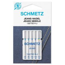 Иглы джинс Schmetz Jeans № 90-110