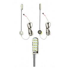 Светильник гибкий на магните 15 LED OBEIS 815MS