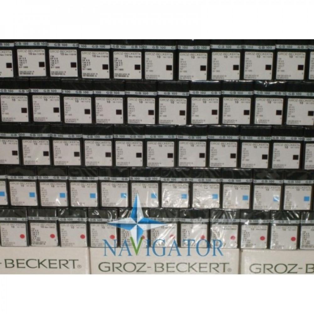Промышленные швейные иглы 134, DPx5 № 60 упаковка 10 шт