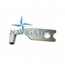 Нож верхний 794026004 для оверлоков Janome My Lock 784D (714, 744, 644)