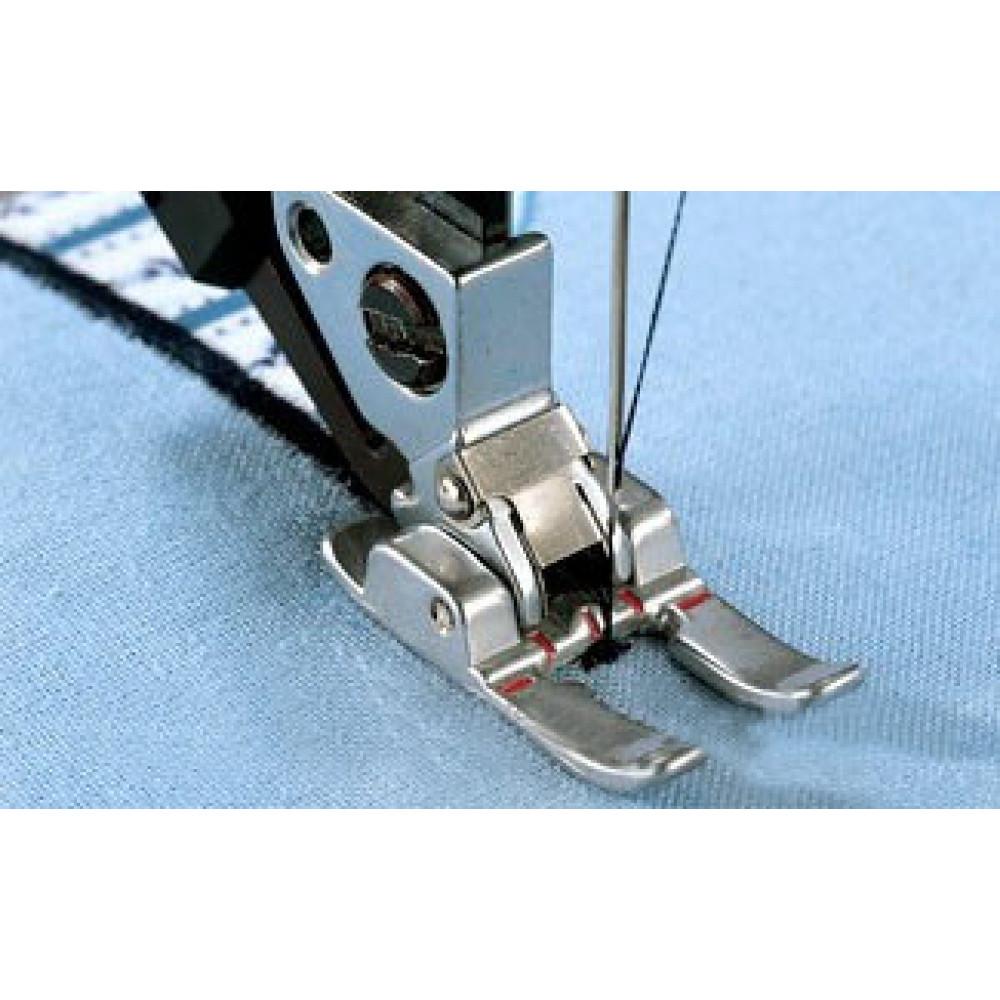 Лапка для аппликаций металлическая 6 мм