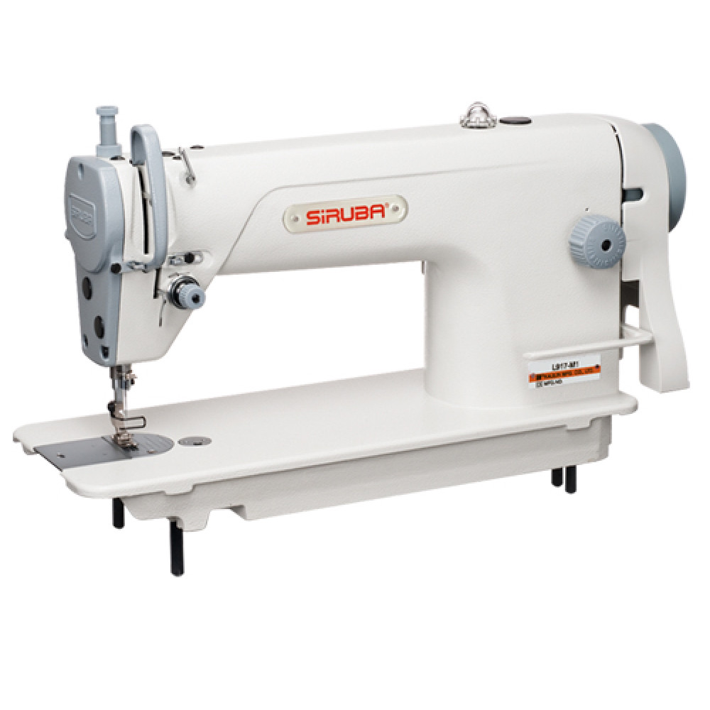 Универсальная промышленная швейная машина SIRUBA L917-H1