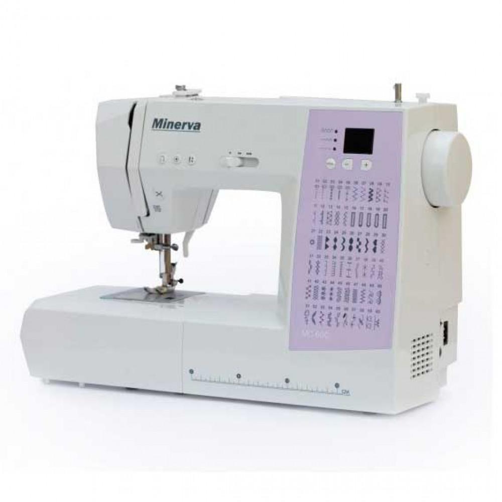 Компьютеризированная швейная машина MINERVA MC60C