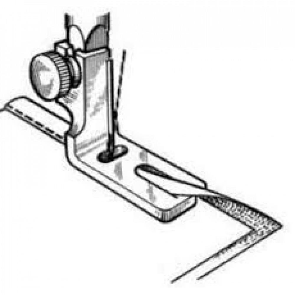 Лапка рубильник открытый срез