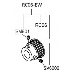 Барабан зубчатый верхний RC06-EW