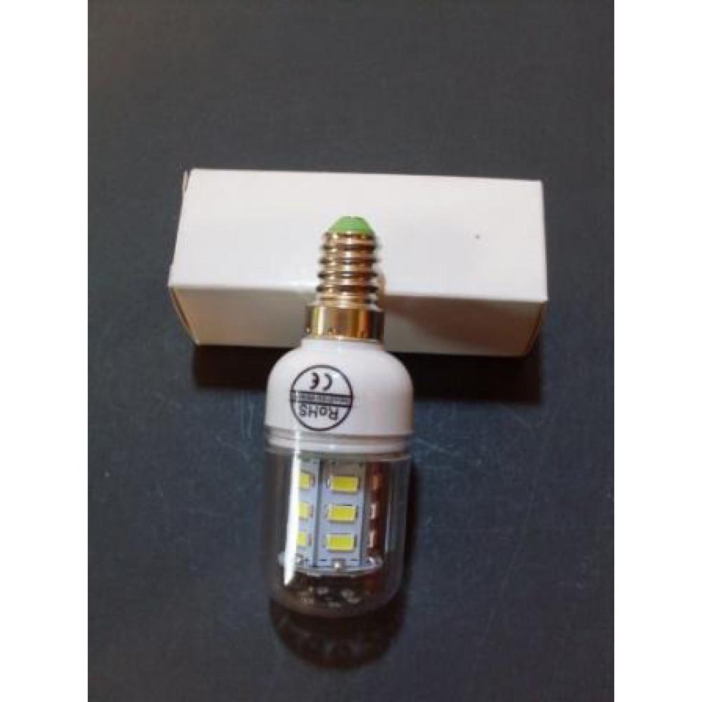 Лампа светодиодная E14-24 SMD-5730