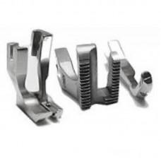 Комплект лапок для вшивания канта, 3,2 мм, 4,8 мм, 6,4 мм, 8 мм, 10 мм. U192K - U193K двойной транспорт