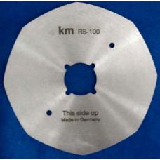 Лезвие для дисковых ножей KM RS-100, Германия