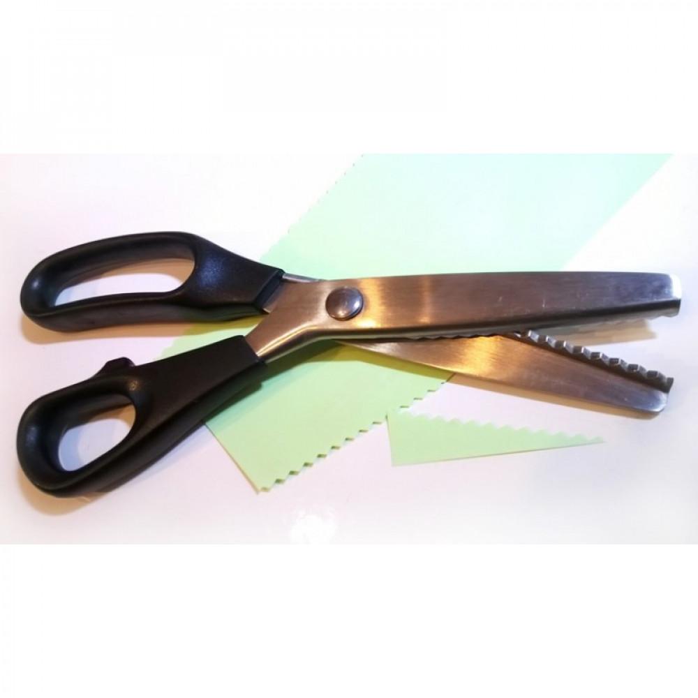 Ножницы швейные zigzag