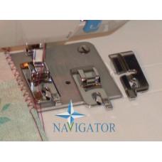 Лапка рубильник для ракушечного шва - широкая
