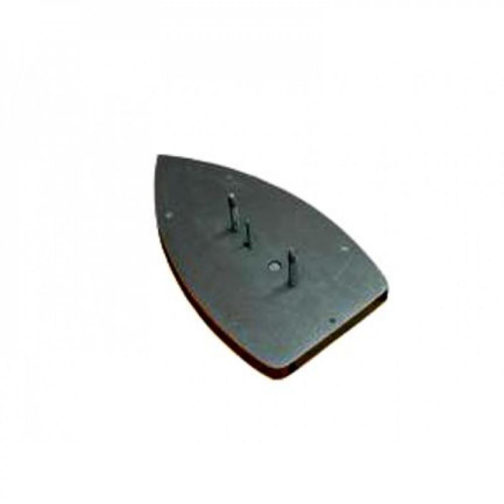 Подошва утюга алюминиевая SY TB 110
