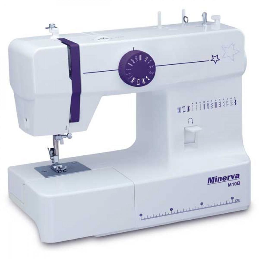 Бытовая швейная машина MINERVA M10B