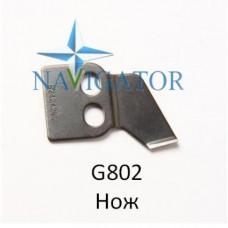 Нож BG802