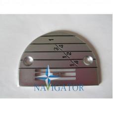 Игольная пластина серии E для легких материалов
