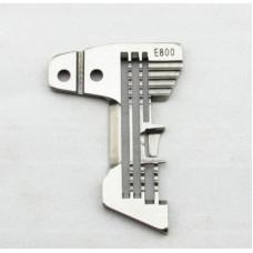 Игольная пластина E800 Siruba