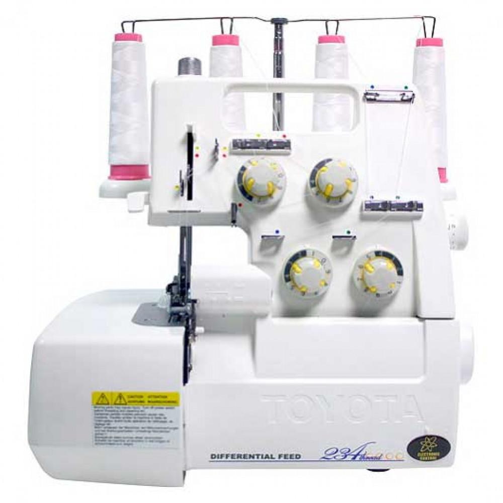 Бытовой швейный оверлок TOYOTA SL3487