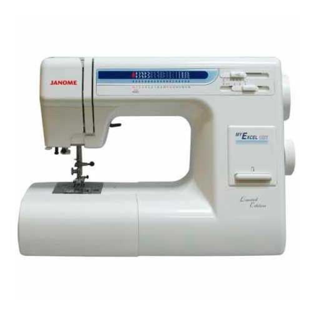 Бытовая швейная машина JANOME 18W(LE)