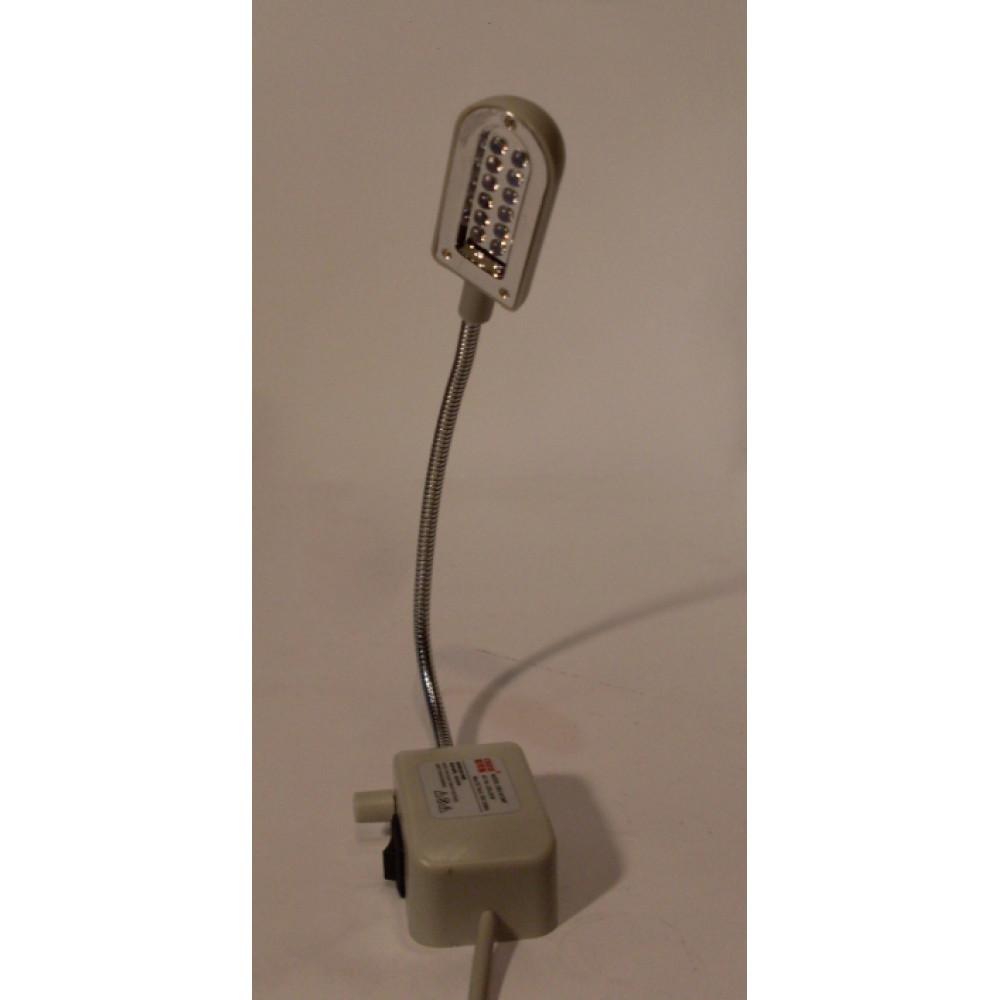 Светильник на магните 12 LED OBEIS 812MT регулируемый