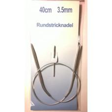 Спицы круговые на тросике 40 см х 3.5 мм