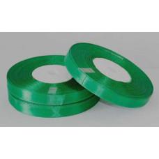 Атласная лента цвет мятно-зеленый, 6 мм