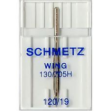 Игла для мережки Schmetz Wing 130/705H № 120/19