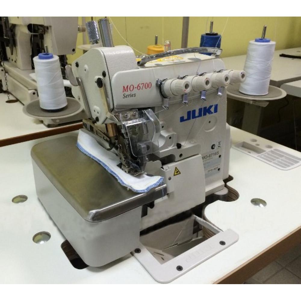 Оверлок Juki MO-6716S-FF6-40H