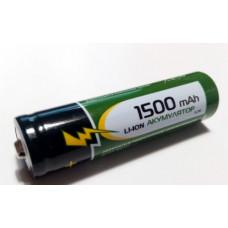 Аккумулятор Rablex 18650 Li-Ion 1500 mAh