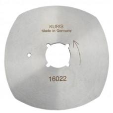 Лезвие дисковое KURIS BOM 100 (16022) 4-гранное для раскройных ножей