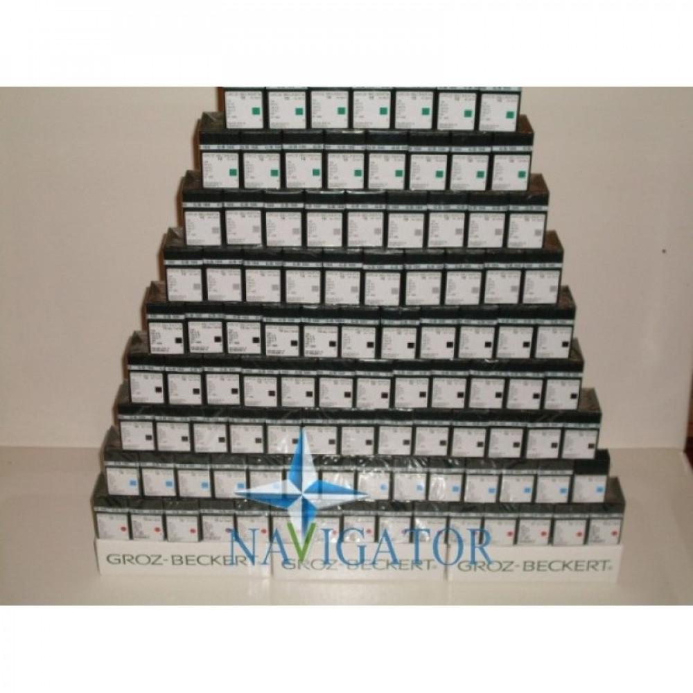 Промышленные швейные иглы 134, DPx5 № 60 упаковка 100 шт