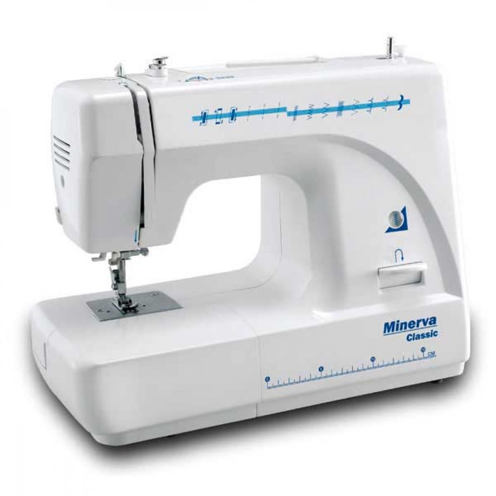 Бытовая швейная машина MINERVA CLASSIC