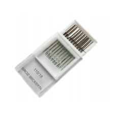 Бытовая швейная игла 130/705H № 110 (10 шт.)